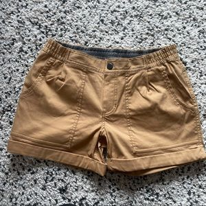 NWOT Mountain Hardwear hiking shorts